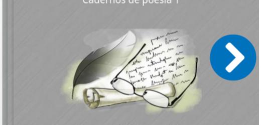 Por entre palavras e sentimentos | Cadernos de poesia 1