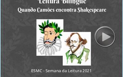 Quando Camões encontra Shakespeare